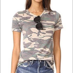 Nordstrom | camouflage t-shirt